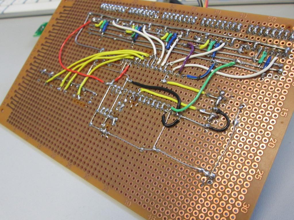 Dirty soldering